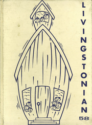 1958 Edition, Livingston High School - Livingstonian Yearbook (Livingston, CA)