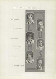 Page 11, 1936 Edition, Lompoc High School - La Purisima Yearbook (Lompoc, CA) online yearbook collection