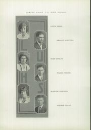 Page 12, 1936 Edition, Lompoc High School - La Purisima Yearbook (Lompoc, CA) online yearbook collection