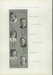 Page 14, 1936 Edition, Lompoc High School - La Purisima Yearbook (Lompoc, CA) online yearbook collection