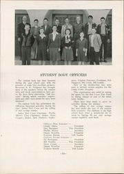 Page 15, 1943 Edition, Lompoc High School - La Purisima Yearbook (Lompoc, CA) online yearbook collection