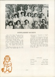 Page 16, 1943 Edition, Lompoc High School - La Purisima Yearbook (Lompoc, CA) online yearbook collection