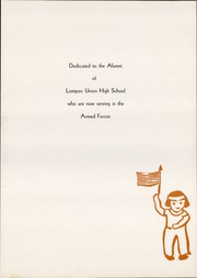 Page 7, 1943 Edition, Lompoc High School - La Purisima Yearbook (Lompoc, CA) online yearbook collection