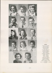 Page 9, 1943 Edition, Lompoc High School - La Purisima Yearbook (Lompoc, CA) online yearbook collection