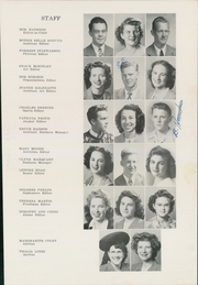 Page 11, 1946 Edition, Lompoc High School - La Purisima Yearbook (Lompoc, CA) online yearbook collection