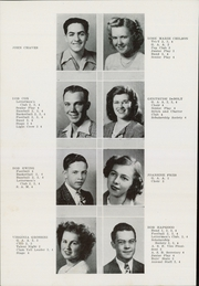 Page 16, 1946 Edition, Lompoc High School - La Purisima Yearbook (Lompoc, CA) online yearbook collection