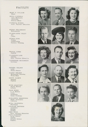 Page 9, 1946 Edition, Lompoc High School - La Purisima Yearbook (Lompoc, CA) online yearbook collection