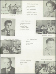 Page 17, 1949 Edition, Lompoc High School - La Purisima Yearbook (Lompoc, CA) online yearbook collection