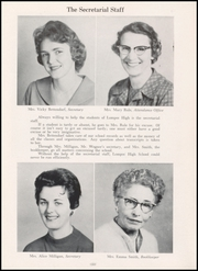 Page 14, 1959 Edition, Lompoc High School - La Purisima Yearbook (Lompoc, CA) online yearbook collection
