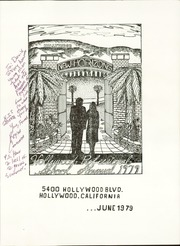 Page 5, 1979 Edition, Hollywood Professional School - New Horizons Yearbook (Hollywood, CA) online yearbook collection