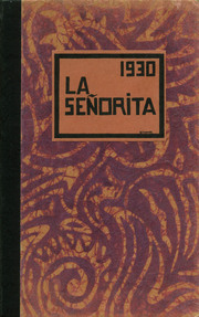 1930 Edition, Marlborough High School - Sundial Yearbook (Los Angeles, CA)