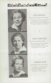 Page 16, 1933 Edition, Marlborough High School - Sundial Yearbook (Los Angeles, CA) online yearbook collection