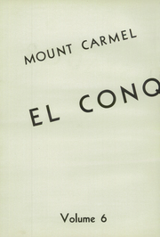 Page 6, 1944 Edition, Mount Carmel High School - El Conquistador Yearbook (Los Angeles, CA) online yearbook collection