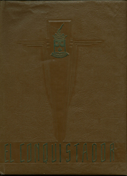 1945 Edition, Mount Carmel High School - El Conquistador Yearbook (Los Angeles, CA)