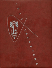 1953 Edition, Our Lady of Loretto High School - Lauretana Yearbook (Los Angeles, CA)