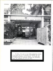 Page 8, 1979 Edition, St Michaels High School - Defender Yearbook (Los Angeles, CA) online yearbook collection