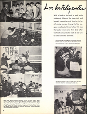 Page 11, 1950 Edition, Woodrow Wilson High School - Hoofprints Yearbook (Los Angeles, CA) online yearbook collection