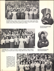 Page 17, 1950 Edition, Woodrow Wilson High School - Hoofprints Yearbook (Los Angeles, CA) online yearbook collection