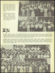 Page 109, 1951 Edition, Woodrow Wilson High School - Hoofprints Yearbook (Los Angeles, CA) online yearbook collection