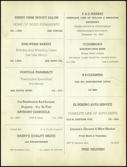 Page 111, 1951 Edition, Woodrow Wilson High School - Hoofprints Yearbook (Los Angeles, CA) online yearbook collection