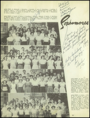 Page 36, 1951 Edition, Woodrow Wilson High School - Hoofprints Yearbook (Los Angeles, CA) online yearbook collection