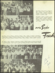 Page 38, 1951 Edition, Woodrow Wilson High School - Hoofprints Yearbook (Los Angeles, CA) online yearbook collection