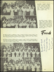 Page 40, 1951 Edition, Woodrow Wilson High School - Hoofprints Yearbook (Los Angeles, CA) online yearbook collection