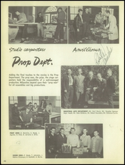 Page 48, 1951 Edition, Woodrow Wilson High School - Hoofprints Yearbook (Los Angeles, CA) online yearbook collection