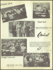 Page 49, 1951 Edition, Woodrow Wilson High School - Hoofprints Yearbook (Los Angeles, CA) online yearbook collection