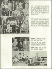 Page 12, 1955 Edition, Woodrow Wilson High School - Hoofprints Yearbook (Los Angeles, CA) online yearbook collection