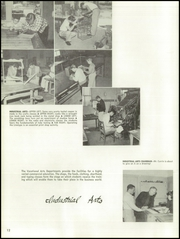 Page 16, 1955 Edition, Woodrow Wilson High School - Hoofprints Yearbook (Los Angeles, CA) online yearbook collection