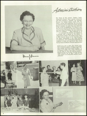 Page 8, 1955 Edition, Woodrow Wilson High School - Hoofprints Yearbook (Los Angeles, CA) online yearbook collection