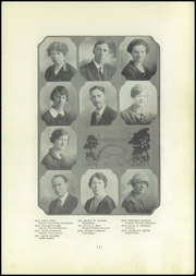 Page 11, 1927 Edition, Los Gatos High School - Wildcat Yearbook (Los Gatos, CA) online yearbook collection