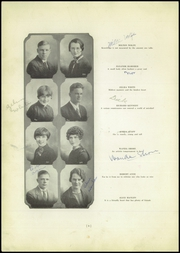 Page 16, 1927 Edition, Los Gatos High School - Wildcat Yearbook (Los Gatos, CA) online yearbook collection