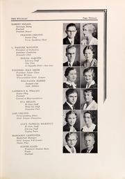 Page 15, 1934 Edition, Los Gatos High School - Wildcat Yearbook (Los Gatos, CA) online yearbook collection