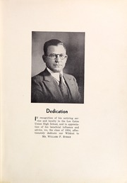 Page 7, 1934 Edition, Los Gatos High School - Wildcat Yearbook (Los Gatos, CA) online yearbook collection