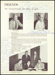 Page 13, 1954 Edition, Los Gatos High School - Wildcat Yearbook (Los Gatos, CA) online yearbook collection