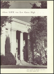 Page 15, 1954 Edition, Los Gatos High School - Wildcat Yearbook (Los Gatos, CA) online yearbook collection