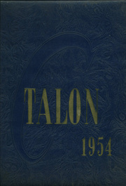 Page 1, 1954 Edition, California High School - Talon Yearbook (Whittier, CA) online yearbook collection