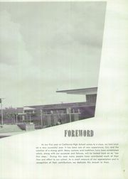 Page 11, 1954 Edition, California High School - Talon Yearbook (Whittier, CA) online yearbook collection