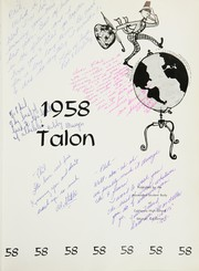 Page 5, 1958 Edition, California High School - Talon Yearbook (Whittier, CA) online yearbook collection