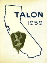 Page 1, 1959 Edition, California High School - Talon Yearbook (Whittier, CA) online yearbook collection