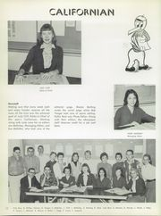 Page 16, 1959 Edition, California High School - Talon Yearbook (Whittier, CA) online yearbook collection