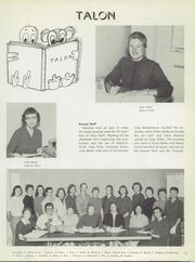 Page 17, 1959 Edition, California High School - Talon Yearbook (Whittier, CA) online yearbook collection