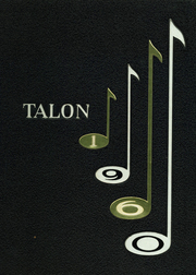 1960 Edition, California High School - Talon Yearbook (Whittier, CA)