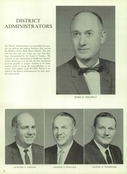 Page 16, 1960 Edition, California High School - Talon Yearbook (Whittier, CA) online yearbook collection