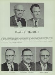 Page 17, 1960 Edition, California High School - Talon Yearbook (Whittier, CA) online yearbook collection