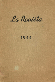Page 1, 1944 Edition, Maricopa High School - La Revista Yearbook (Maricopa, CA) online yearbook collection