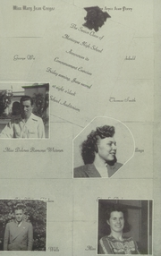 Page 11, 1944 Edition, Maricopa High School - La Revista Yearbook (Maricopa, CA) online yearbook collection