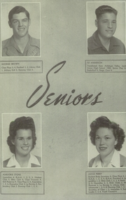 Page 12, 1944 Edition, Maricopa High School - La Revista Yearbook (Maricopa, CA) online yearbook collection